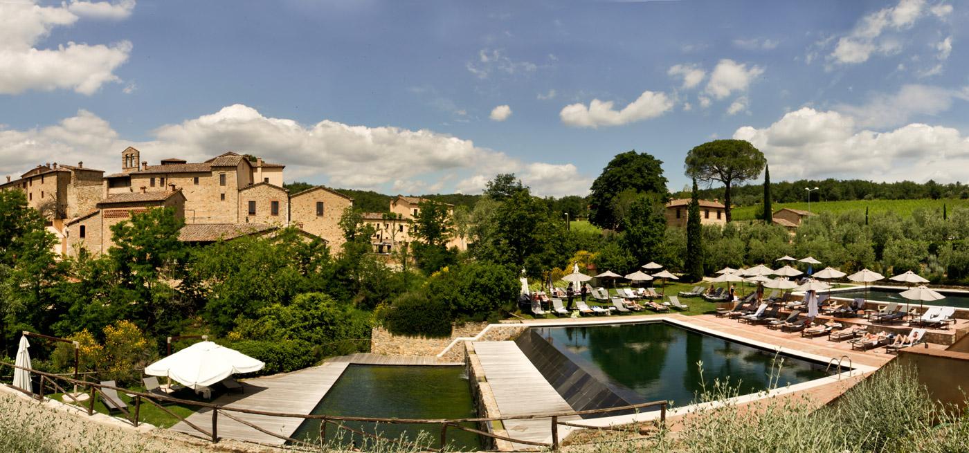 Castel Monastero - Siena