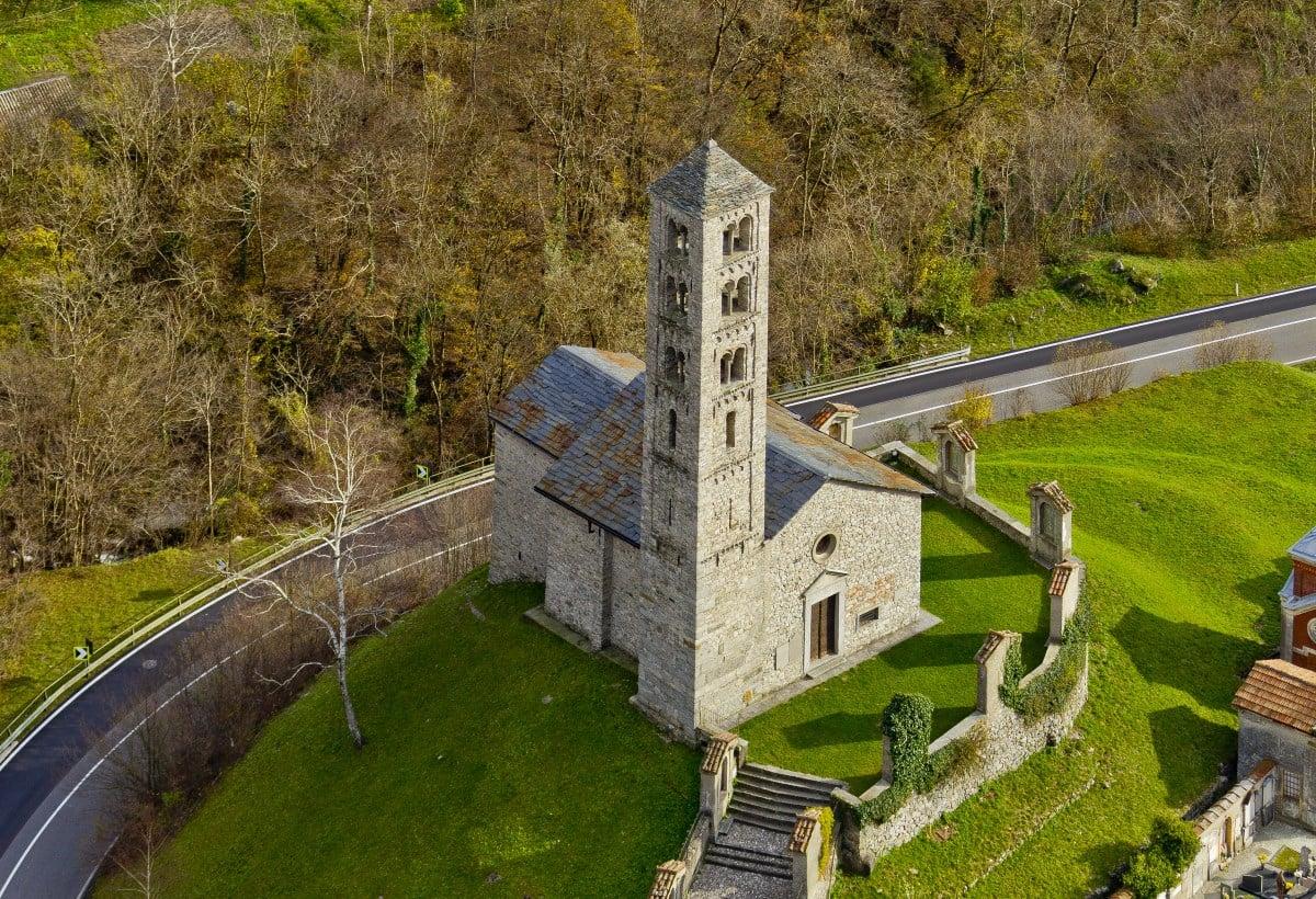 Chiesa di Sant'Alessandro – Lasniago – Como