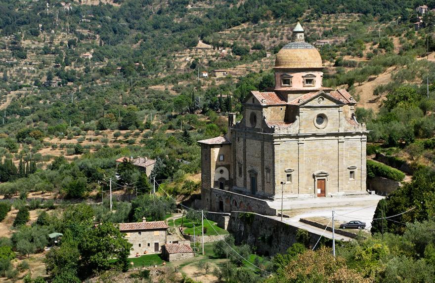 Chiesa di Santa Maria Nuova – Cortona – Arezzo