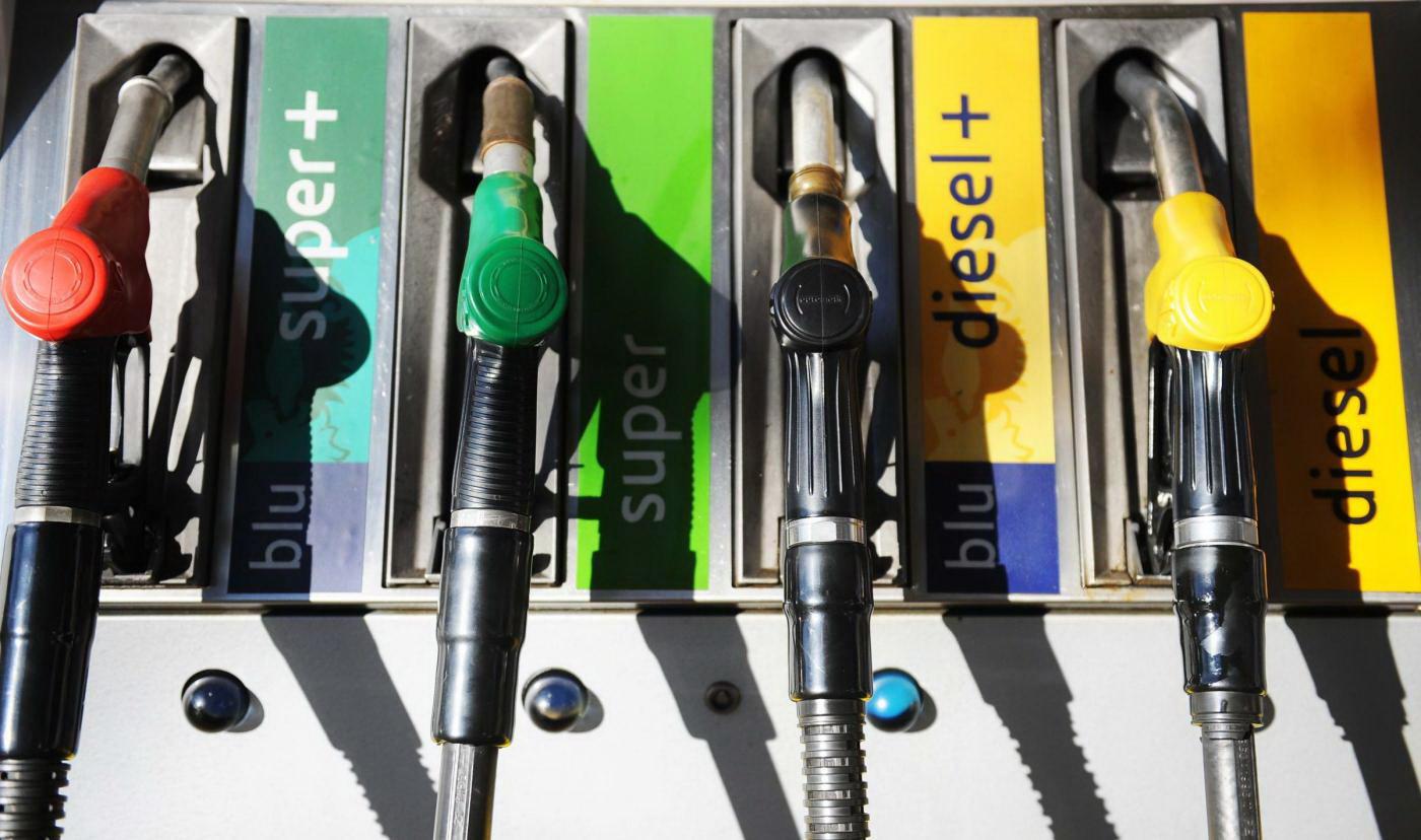 Quanto costa la benzina in Portogallo