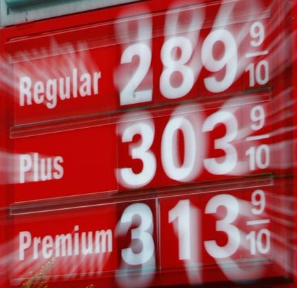 prezzi benzina america