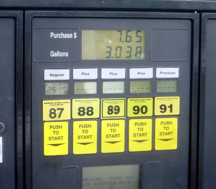 come fare benzina in america