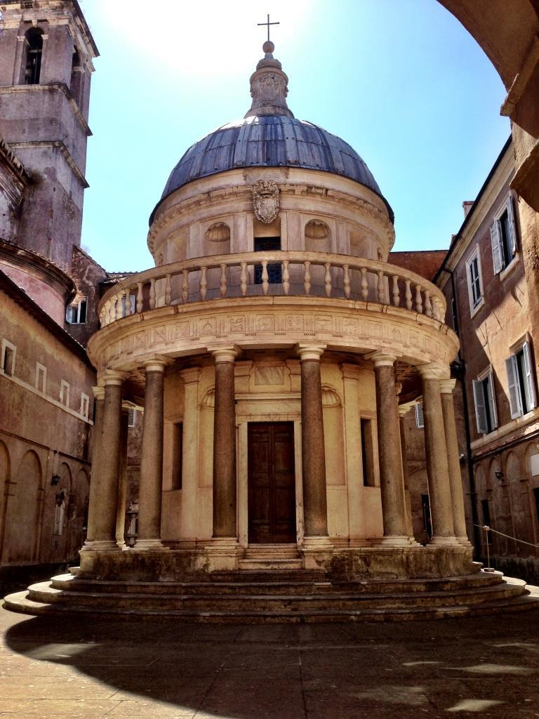 Chiesa di San Pietro in Montorio – Roma