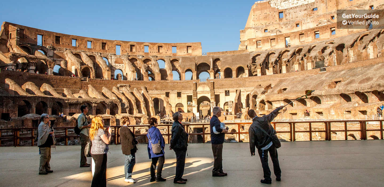 prenotazione biglietti Colosseo