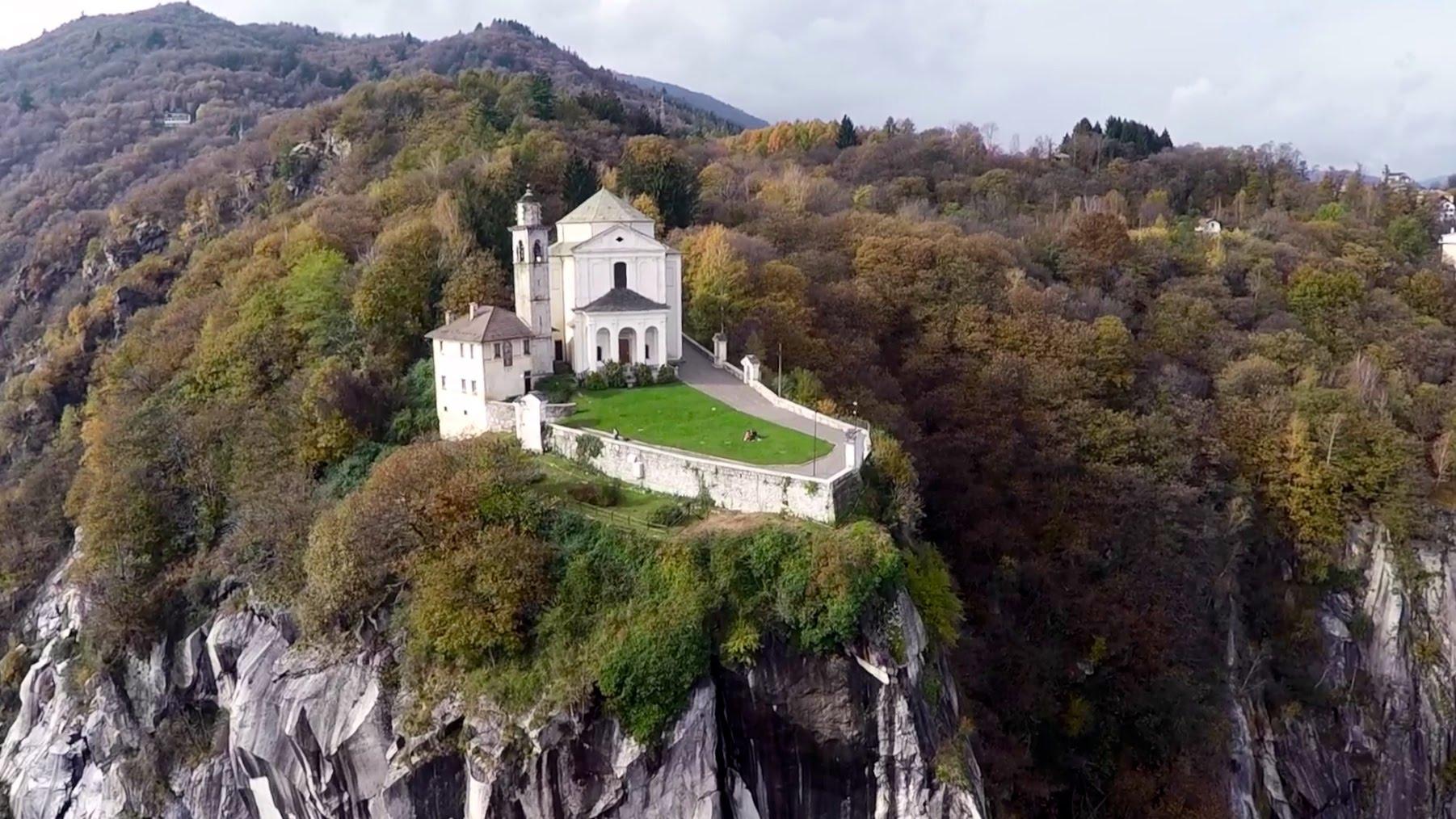 Santuario della Madonna del Sasso – Boleto – Madonna del Sasso – Verbano/Cusio/Ossola