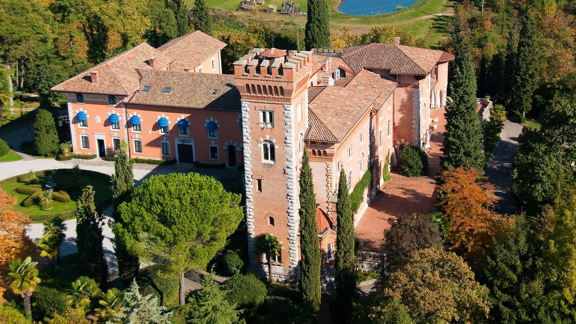 Castello di Spessa – Capriva del Friuli - Gorizia