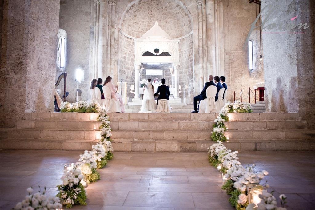 Le più belle chiese dove sposarsi Italia