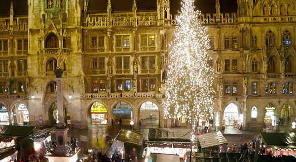 10 città europee da visitare a Natale: Monaco