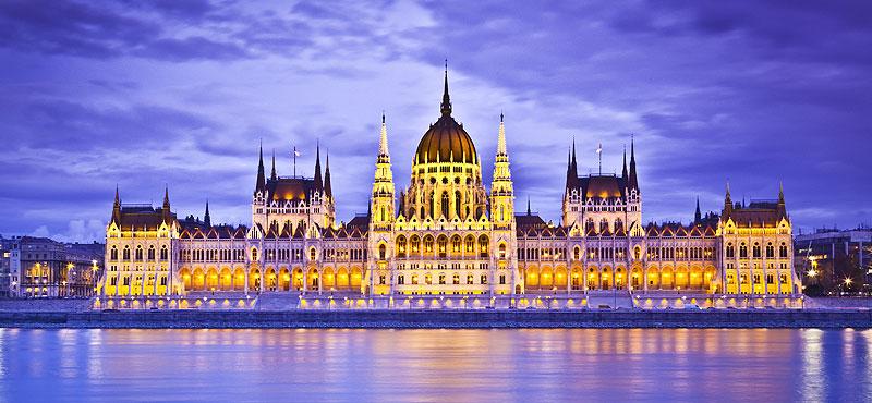 Come visitare il parlamento di Budapest