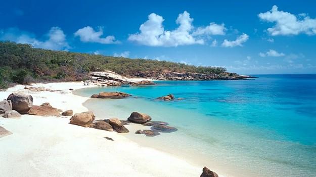10 destinazioni viaggio di nozze al mare a gennaio: Australia