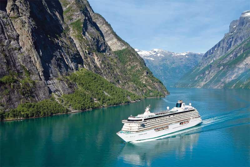 Periodo migliore crociera fiordi norvegesi