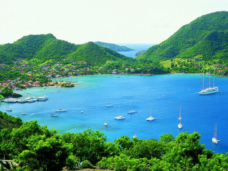 10 destinazioni viaggio di nozze al mare a gennaio: Guadalupa
