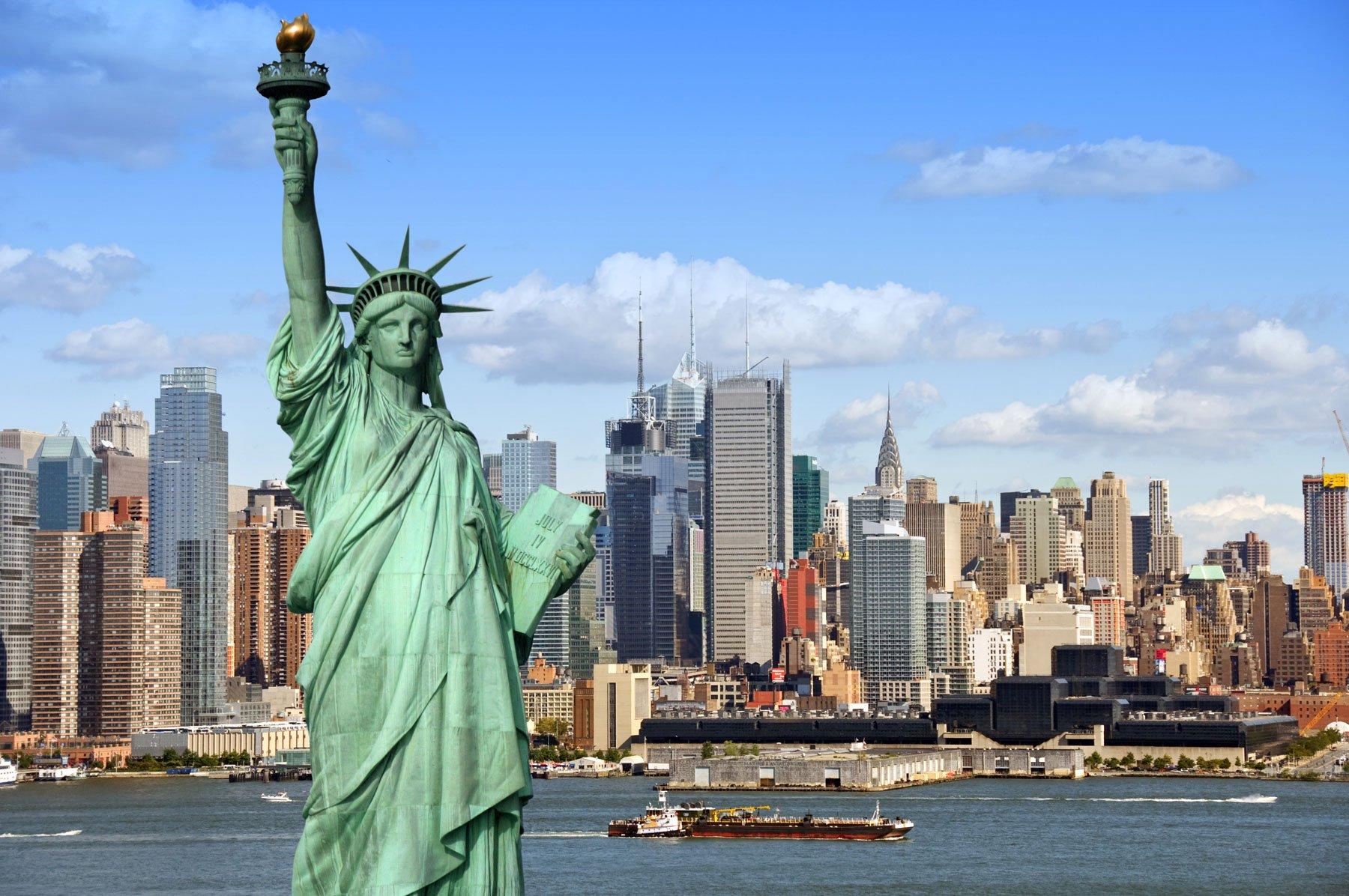10 destinazioni viaggio di nozze all'estero: New York