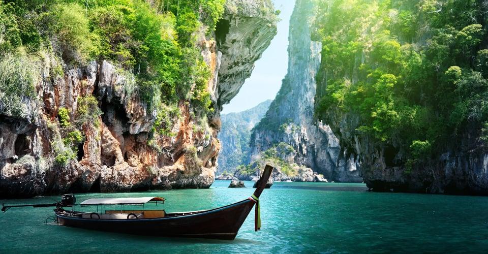 10 destinazioni viaggio di nozze al mare a gennaio: Phuket