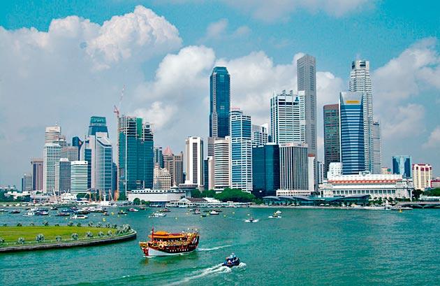 10 destinazioni viaggio di nozze all'estero: Singapore