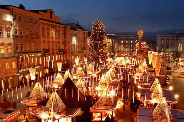 10 città europee da visitare a Natale: Vienna