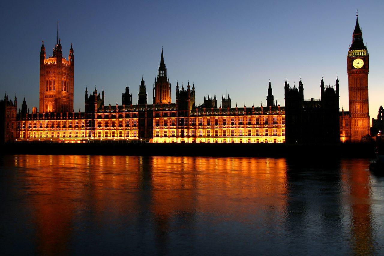 Parlamento di Londra orari e prezzi visite