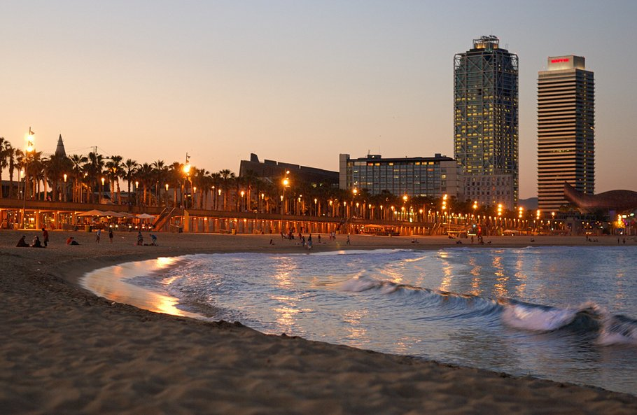 Città europee con il mare