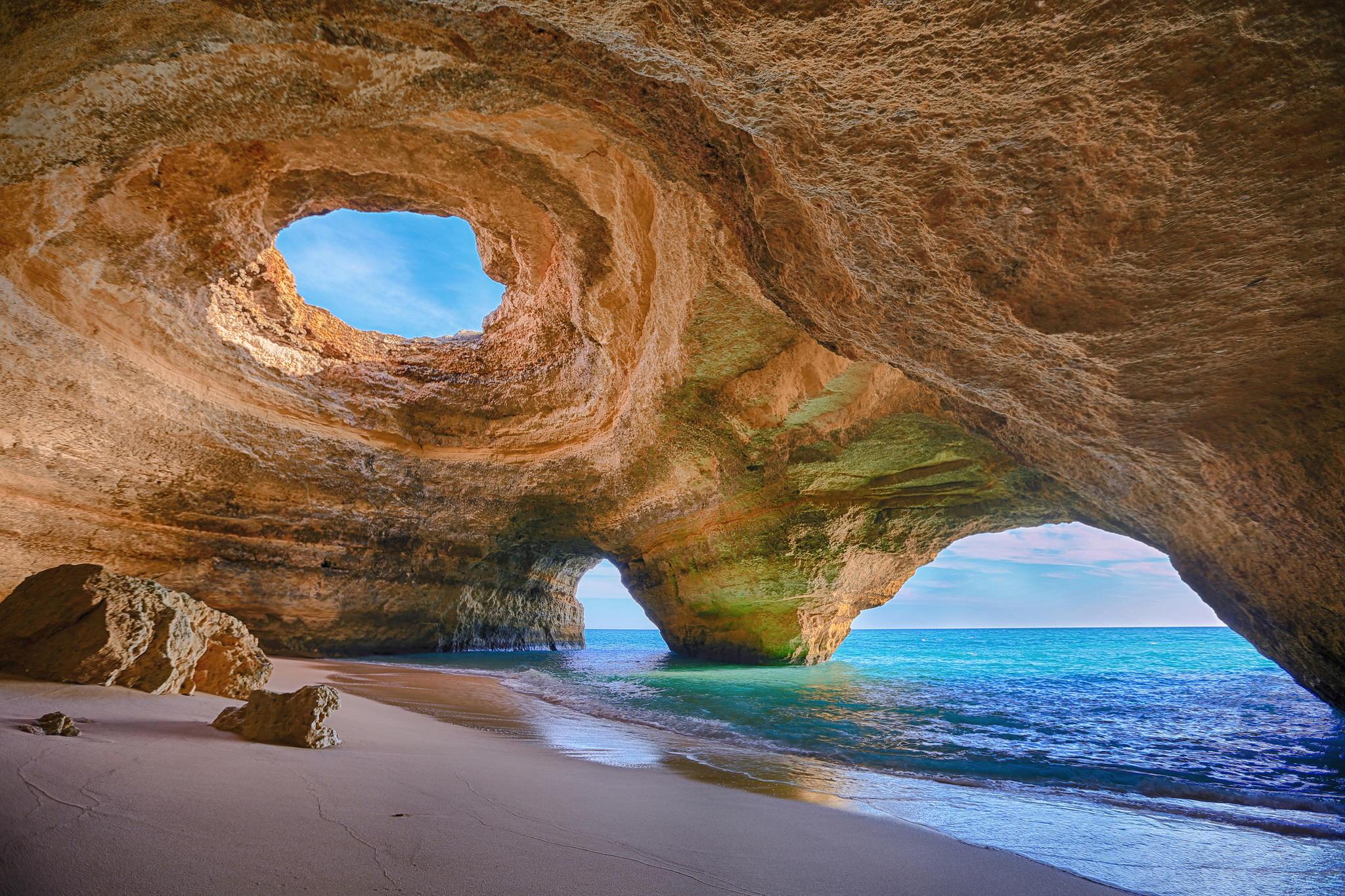 grotte-di-benagil