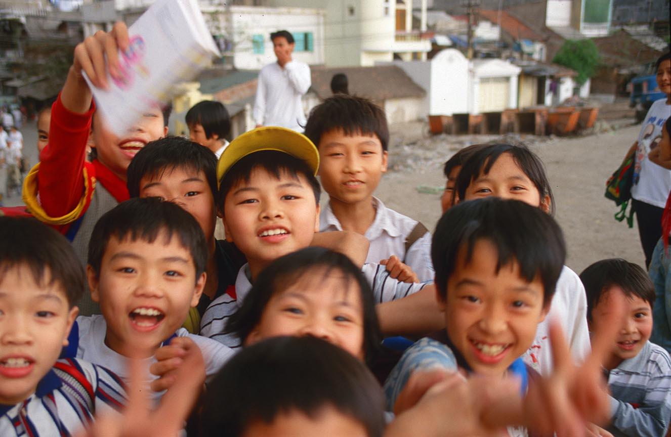 HAN Hanoi children