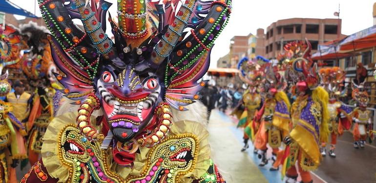 Il carnevale di Oruro
