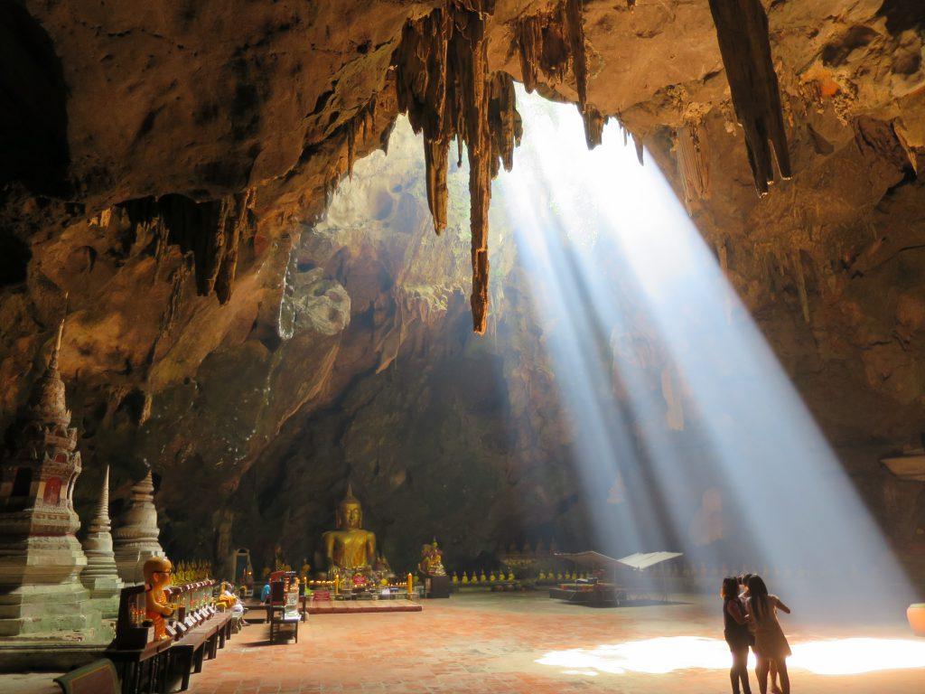 Khao San Roi, Phaya Nakhon Cave