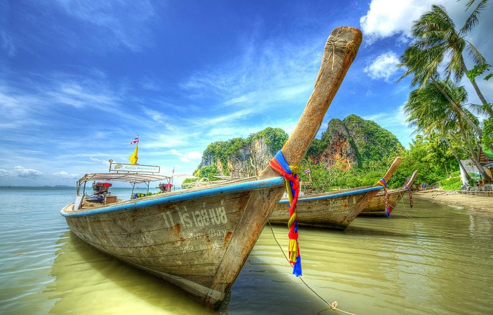 Phra-Nang-spiaggia