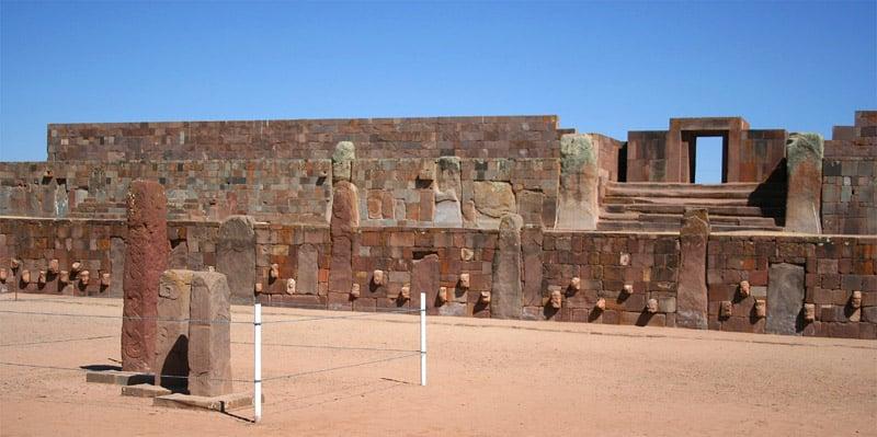 Giornata di viaggio a Tiwanaku