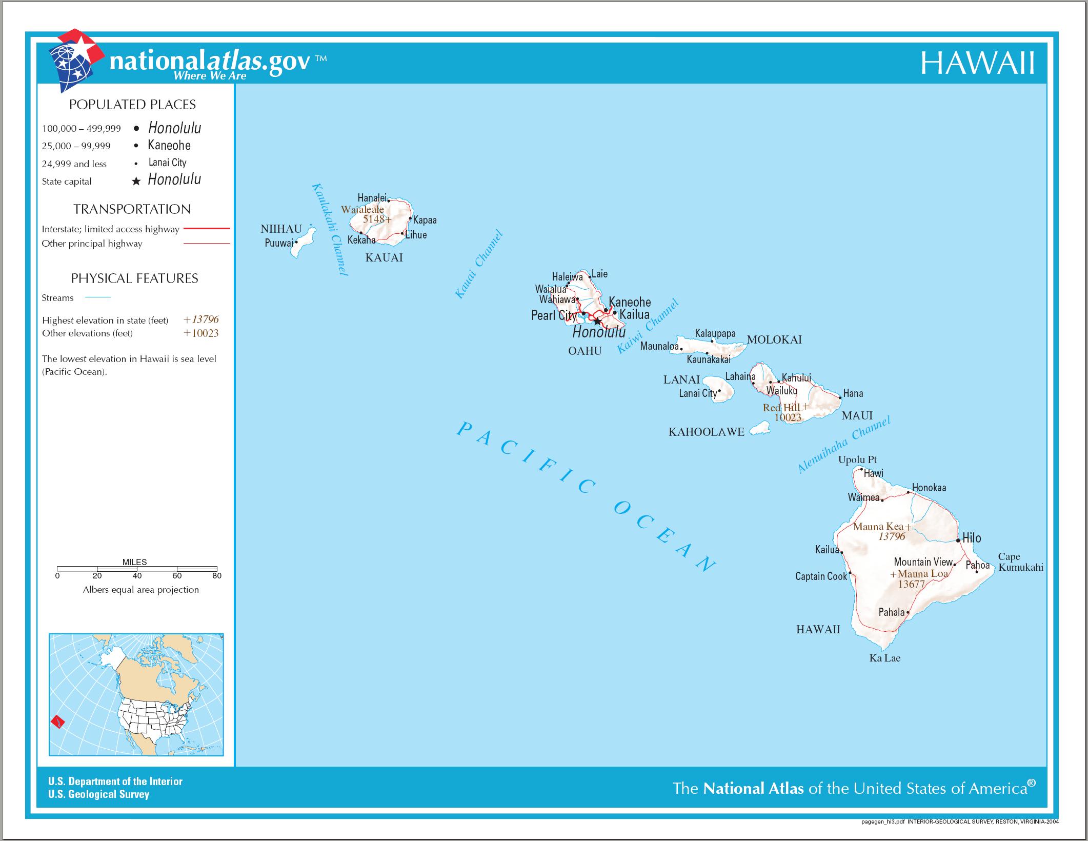 Scegliere un'isola_Hawaii