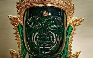 Budda di smeraldo