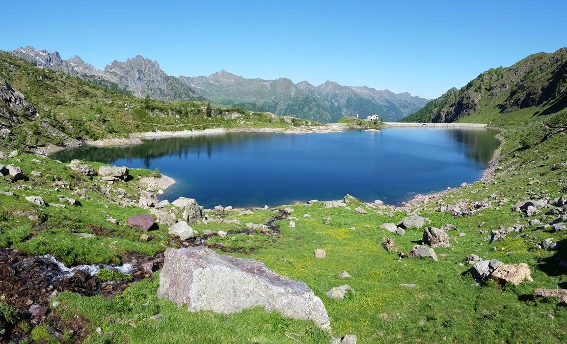 Lago di Gerola