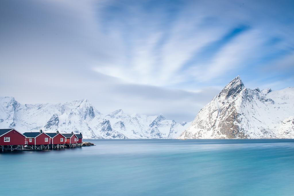 Hamnoy, Norvegia