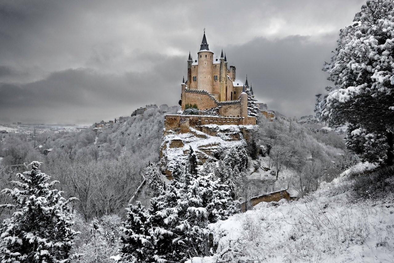 Alcazar de Segovia, Spagna