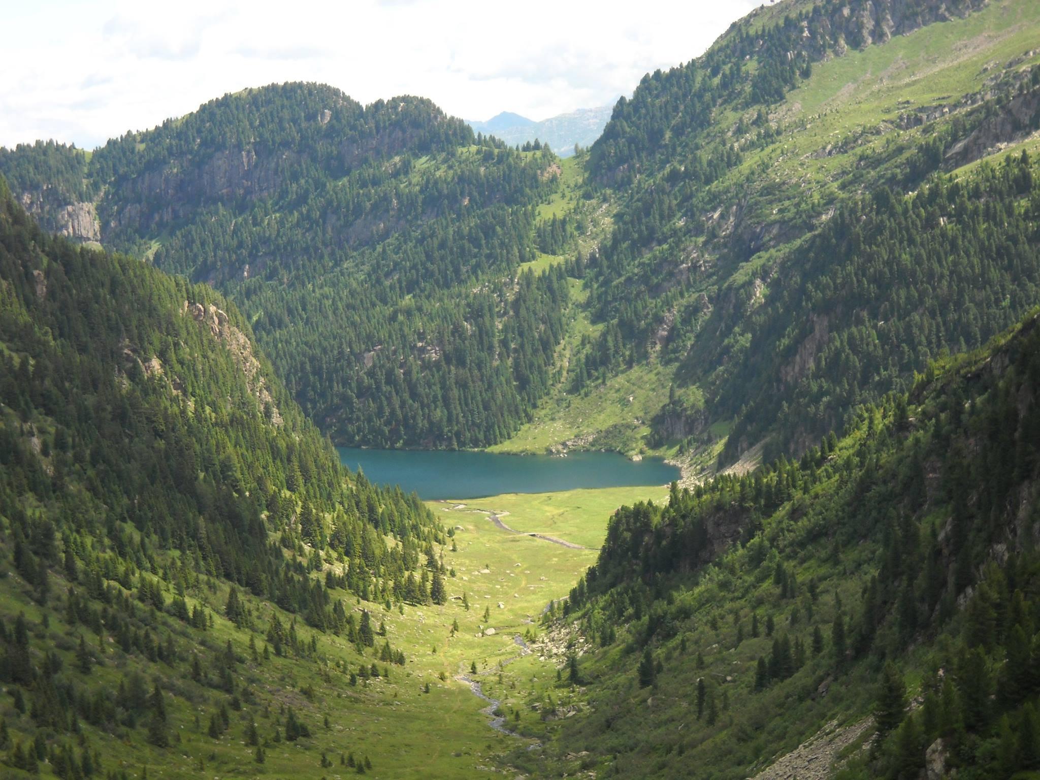 Laghi del Lagorai