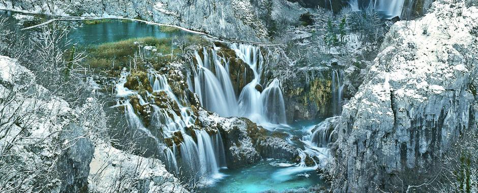 Parco Nazionale Laghi di Piltvice, Croazia