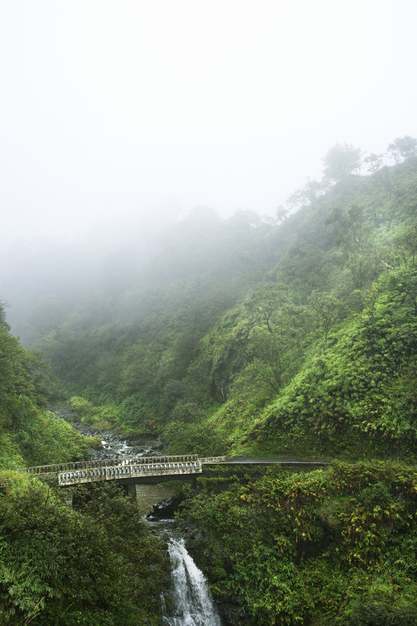La strada per Hana