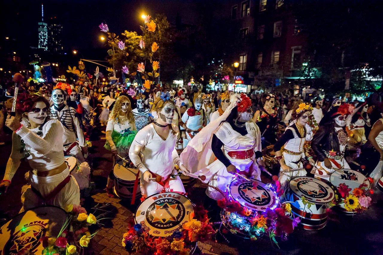 Samhain Parade