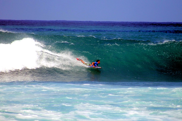 migliori posti per fare surf a Porto Rico