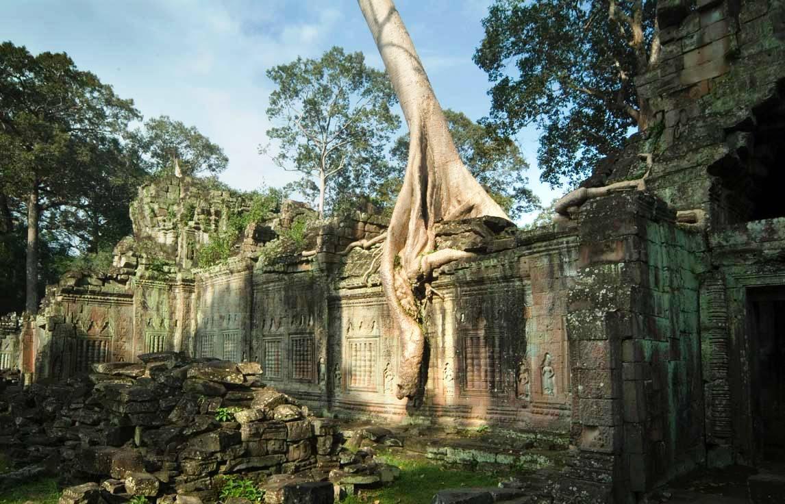 Quanto tempo dovresti passare a Angkor Wat?