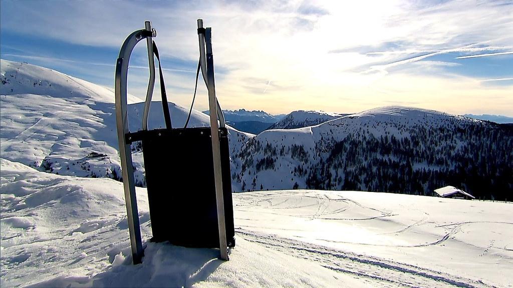 Pista alpino bob e slittino