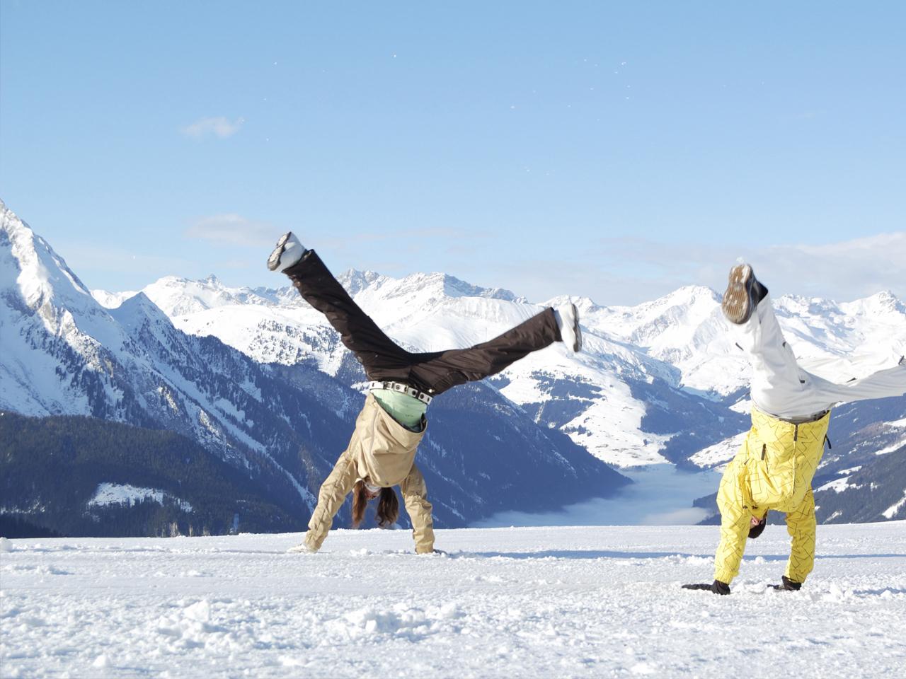 SnowPark Abetone
