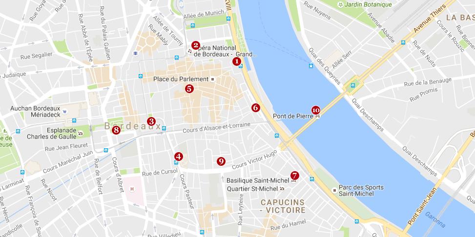 mappa-attrazioni-cosa-vedere-a-bordeaux