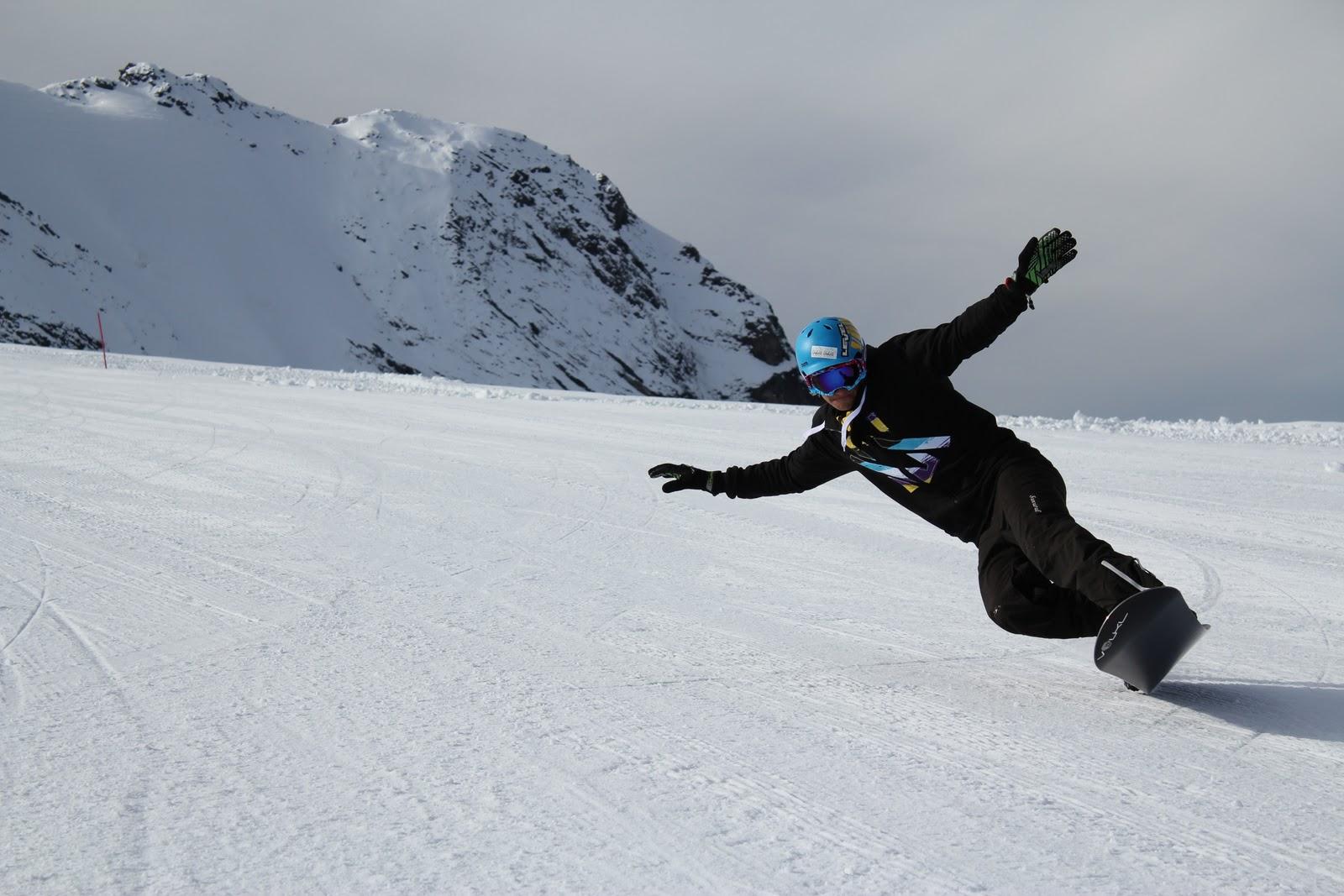 Snowboard Livigno