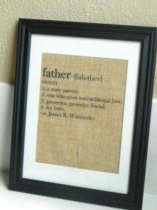 definizione padre