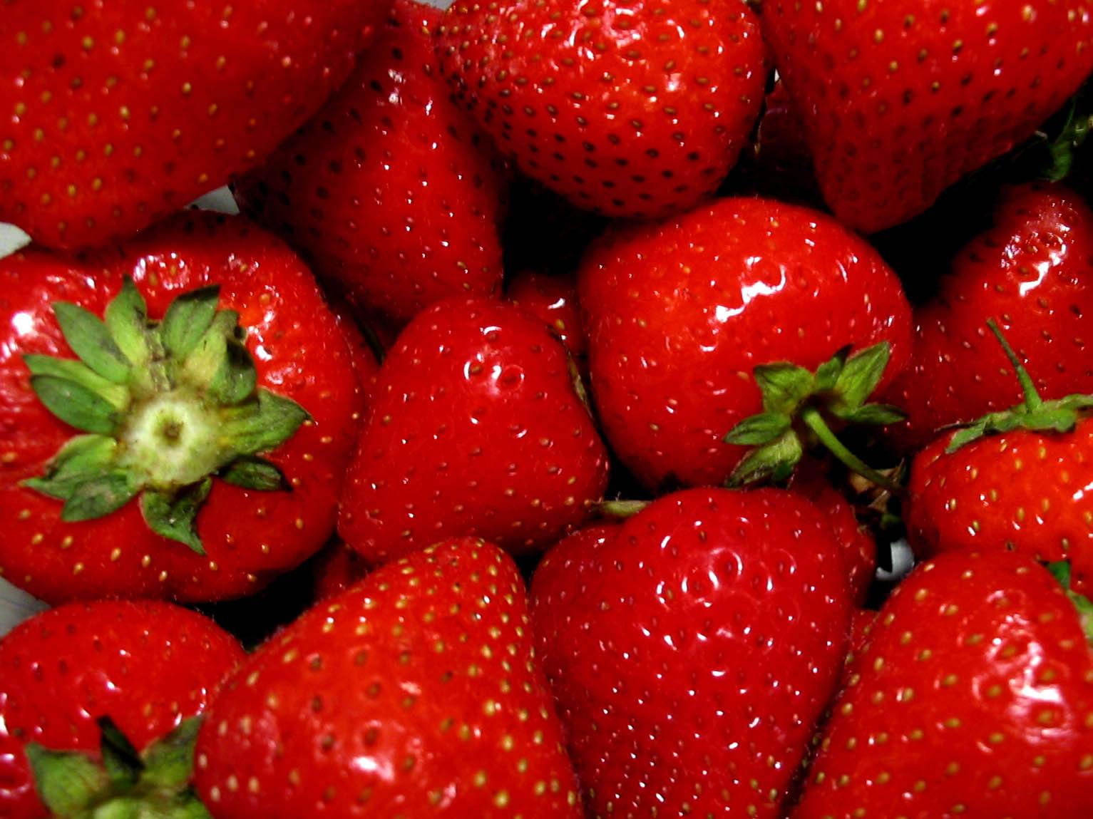 come mantenere fresche le fragole