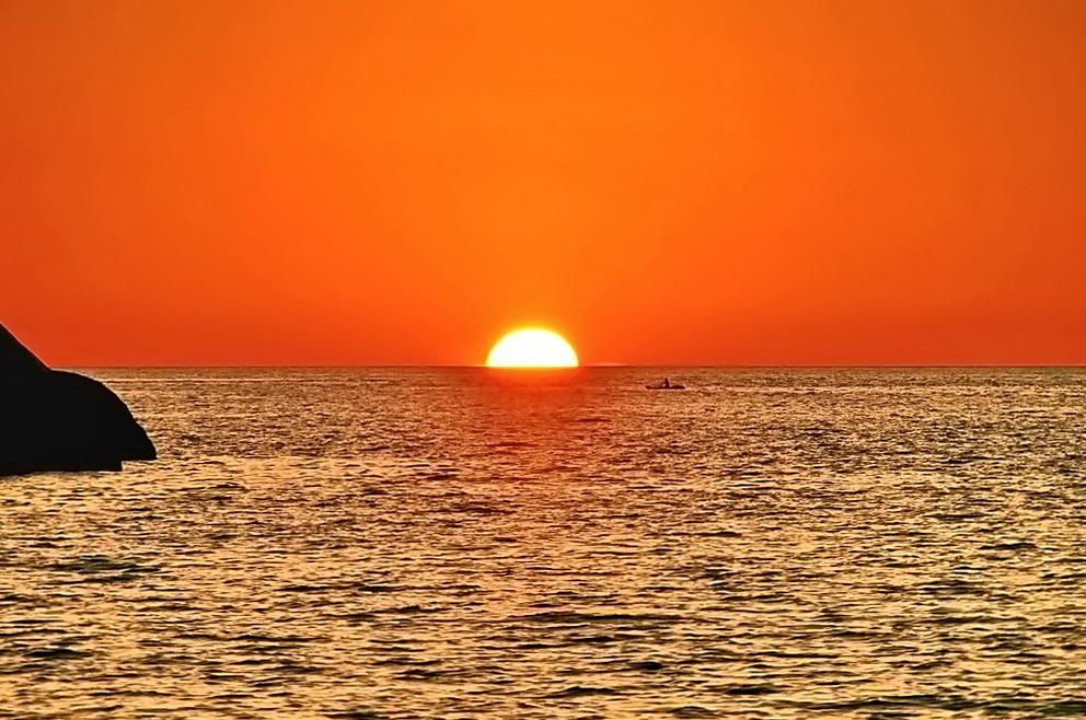 Il tramonto come medicina naturale per il corpo e per la mente