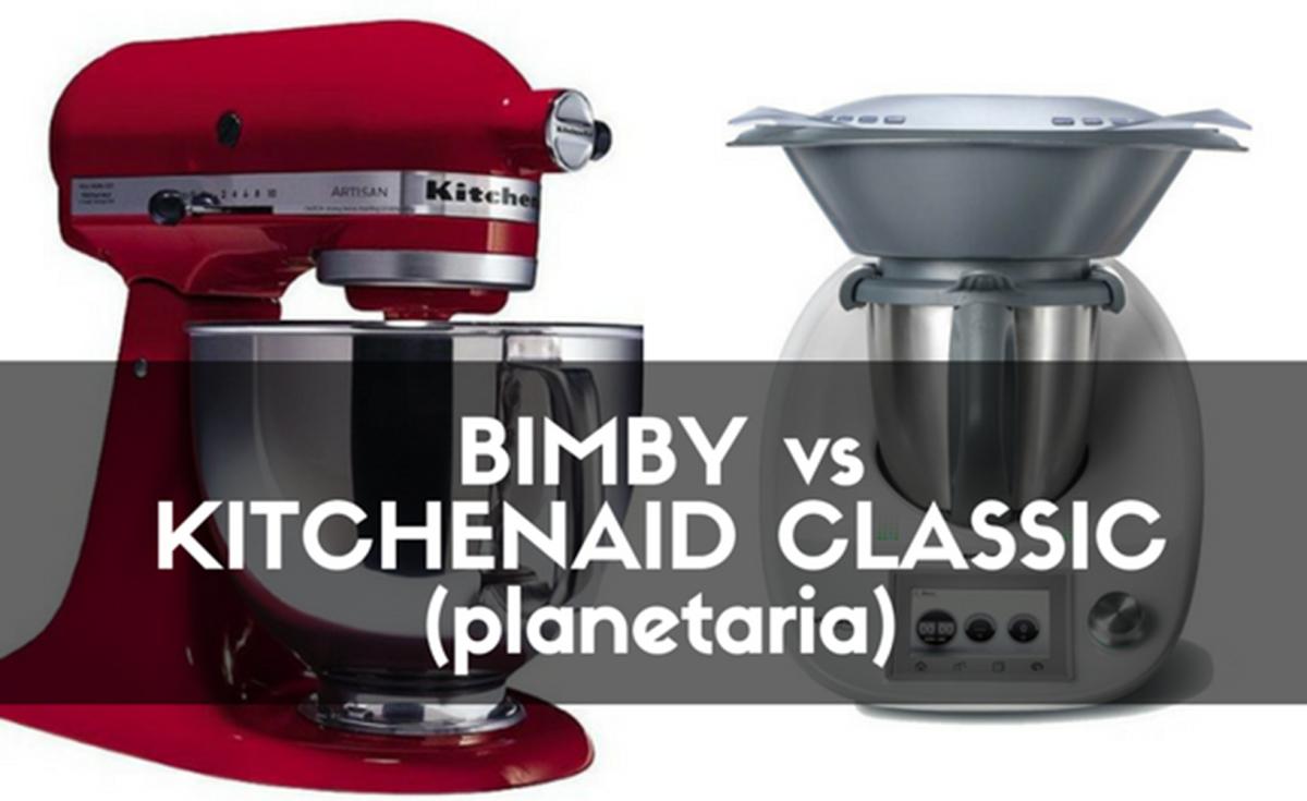 Bimby vs Kitchenaid quale scegliere: il confronto