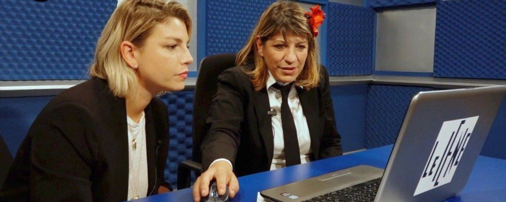 Emma Marrone- Iene