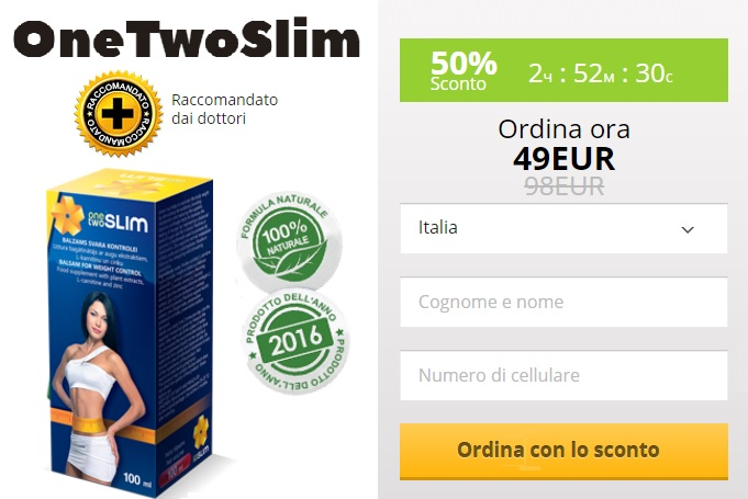 One-Two-Slim-acquisto
