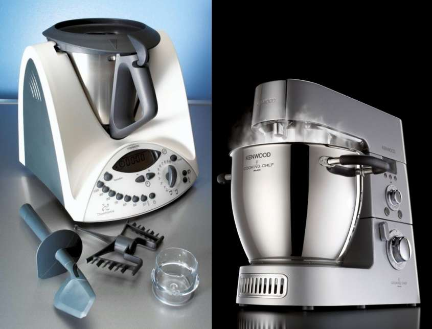 Kitchenaid Cook Processor O Bimby. Elegant Elegant Excellent ...